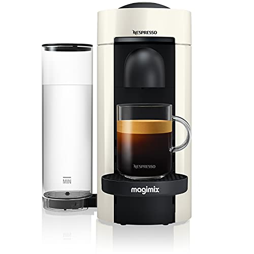 Nespresso Vertuo Plus Special Edition 11398 Coffee Machine by Magimix, White