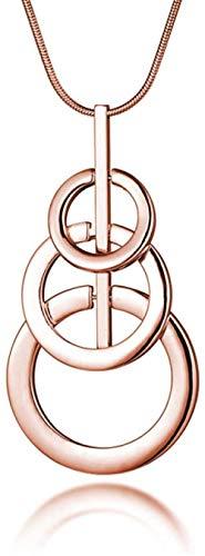 RUiillg Damen Halskette,Silber Quaste Halskette Wein Tasse Flasche Halsketten Frauen ss Stahl Lariat Y Stil Lange Kette Pullover Halsketten Schmuck Zubehör Gold