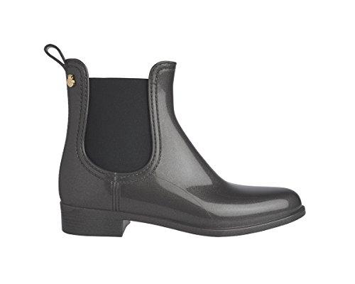 Lemon Jelly Damen Comfy Chelsea Boots, Grau (Metal Grey 09), 40 EU