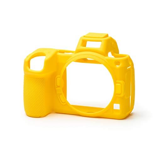 easyCover Schutzhülle aus Silikon für Nikon Z5 / Z6 II / Z7 II , Gelb