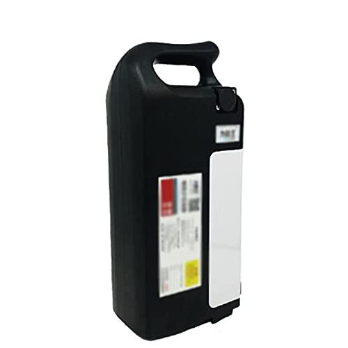 Bateria de Bicicleta 48V, Batería de E-Bike de Litio 48V 8AH / 10AH / 12AH / 15AH / 18AH / 20AH Placa Base de Protección Inteligente Capacidad Suficiente; para Bicicletas Eléctricas,48V15AH