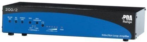PDA RANGE - Induktionsschleife Klang Verstärker Freistehend TC421 - PDA200/2 200m2 Reihe