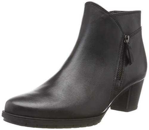 Gabor Damen Comfort Basic Stiefeletten, Schwarz (Schwarz (Micro) 57), 40 EU