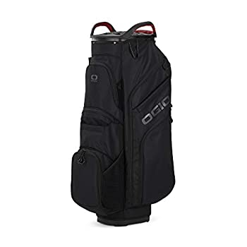 Callaway OGIO 2021 WOODE 15 Cart Bag BLACK  80  W x 60  L