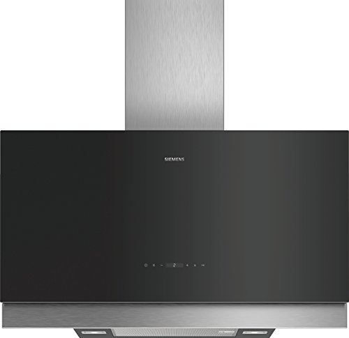 Siemens LC97FQP60 iQ500 Wand-Esse / 89.2 cm / LED-Beleuchtung / Extrem Leise / TouchControl / Glas