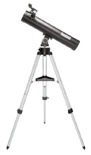 Bushnell Astronomical Voyager with Sky Tour 900x 4.5-Inch Reflector Telescope