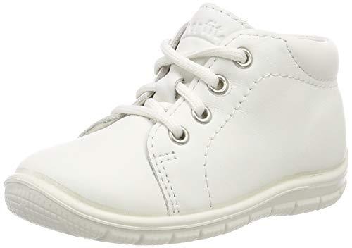 Superfit Mädchen Lightning Sneaker, Weiß (Weiss 10), 21 EU