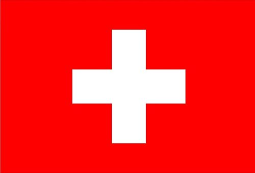 JUYUAN vlag vlag ca. 90x150 cm, Europese landen nationale vlaggen vaandel/vlag verschillende nationale vlaggen - weerbestendige kwaliteit ()