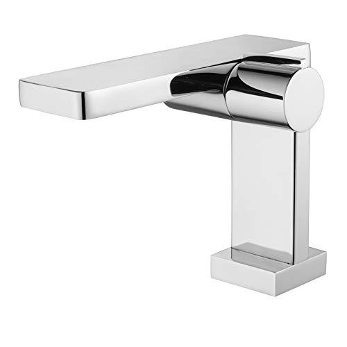 Design Waschtischarmatur Badarmatur NT3110C - Wasserhahn in Chrom