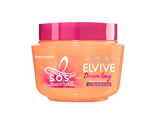 ELVIVE mascarilla dream long cabello largo, dañado tarro 300 ml