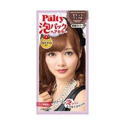 【ダリア】パルティ 泡パックヘアカラー 生チョコワッフル 75ml+75g ×20個セット