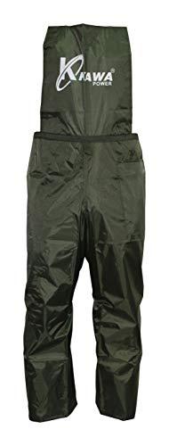 Kawapower KW261 Pantalones Proteccion Desbrozadora, Verde Oscuro