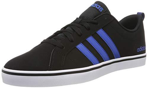 Adidas Herren Pace VS Sneaker, Mehrfarbig (Negbas / Blau / Ftwbla), 47 1/3 EU