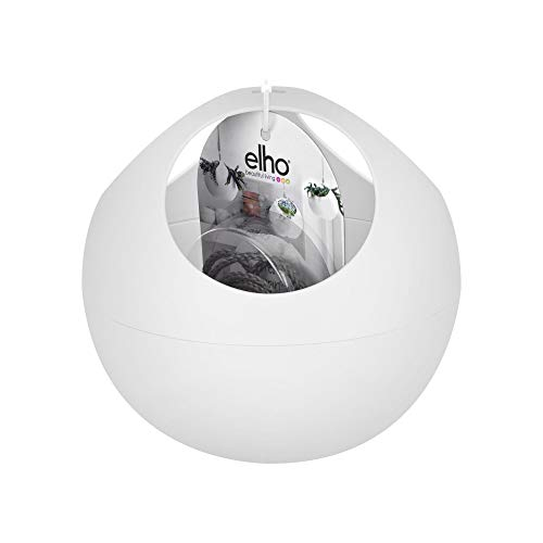Elho B.for Soft Air Maceta, White, 18 cm