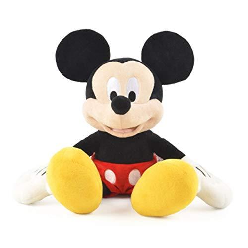 yuanyuanliu Mickey Minnie Mouse Mascotte en Peluche Jouets en Peluche Cadeau De Mariage (Color : B, Size : 30cm)