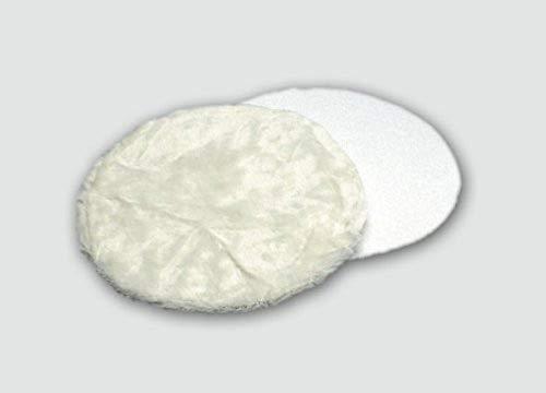 Mannesmann M01702 - Juego de almohadillas de pulido para