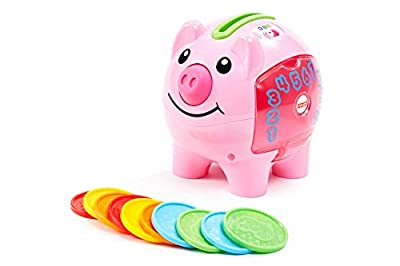 Fisher-Price Laugh & Learn Smart Stages Piggy Bank from Fisher-Price