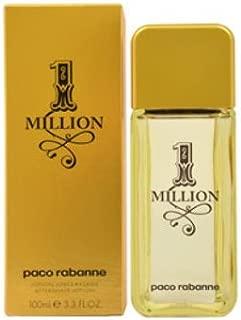 Men Paco Rabanne 1 Million After Shave Lotion 1 pcs sku# 1787751MA