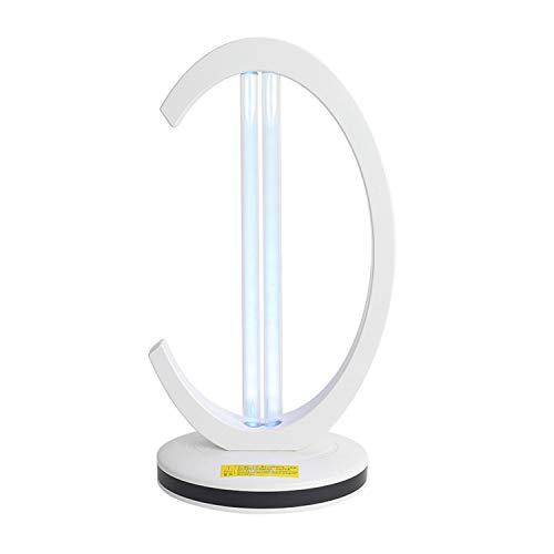 Huanxin 110V / 220V 38W UV-Licht, UV-Germ1cidal Birne mit Fernbedienung für Start Auto Wohnzimmer Schlafzimmer,110v