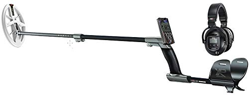 Purchase XP Deus Metal Detector with WS5 Full Sized Headphone + Remote + 9.5 Elliptical High Freque...