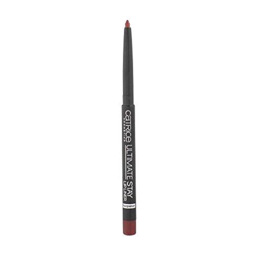 Catrice Cosmetics Ultimate Stay Lip Liner Lippenstift voor perfect gedefinieerde, langdurige en intensieve kleur, nr. 010 Red Cadillac, 0,3 g, 0.01 oz.