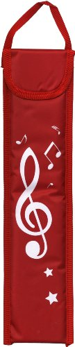 Musicwear: Recorder Borsa - Red