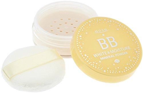 Noah Kose Make Up White & Moisture BB Mineral Powder UV 8.0g - 02 Lucent