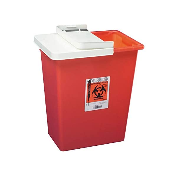 buy Kendall Volume Sharps Containers, Large Diabetes Care