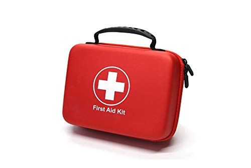 Waterproof First Aid Kit - 228 Pieces