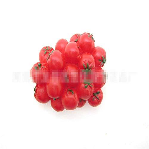 2 STKS Heerlijke Brood Tomaten Koelkast Magnetische Sticker 3D Ontbijt Koelkast Magneet Moderne Home Decoratie