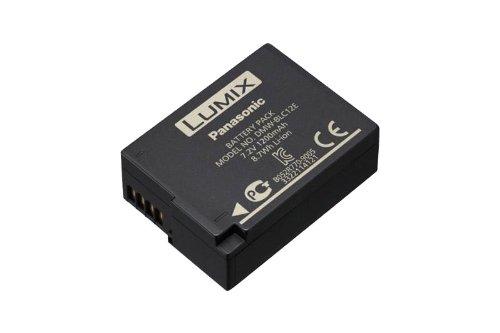 Panasonic Lumix DMW-BLC12 - Batería Oficial para Cámaras Panasonic Lumix (Serie FZ300/1000/1000 II/2000, Serie G7/80/G90)