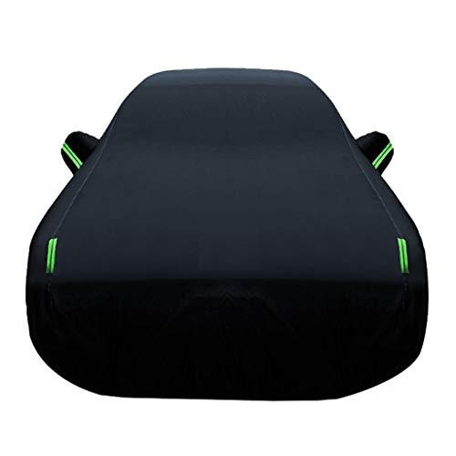 Autoabdeckung kompatibel mit FIAT 124 Spider 500 500C 500L 500X 500e Wasserdicht und flammhemmend schadet Autolack Nicht Einfache Installation
