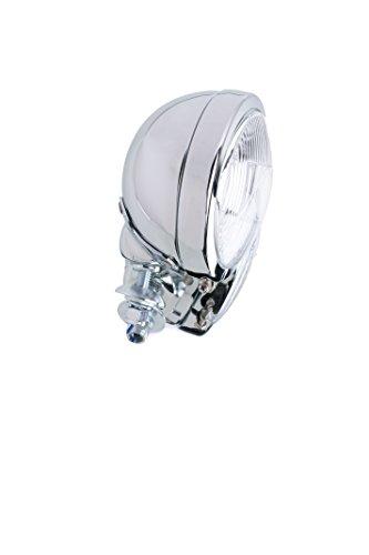 5//–/1//2/ Customaccess Fari cromato omologato di 140/mm di diametro