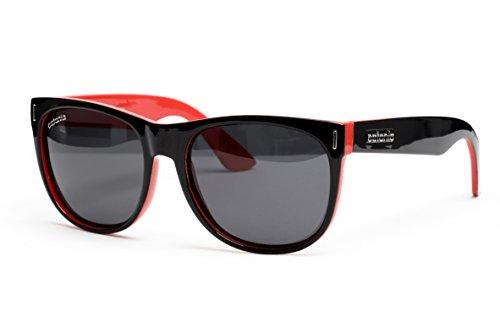 Catania Occhiali Gafas de Sol Polarizadas - Gafas de Sol Unisex (UV400) - Incluye Funda y Toallita de Limpieza