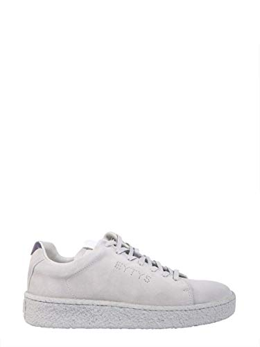 Eytys Luxury Fashion Herren ASCE009 Grau Leder Sneakers | Jahreszeit Outlet