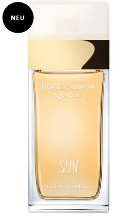 Dolce Gabbana Light Blue Sun 2019 Eau de Toilette 25 ml TRENDPARFUM