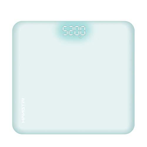 HiXB Escala de Peso Báscula de baño Digital Escala de pesa