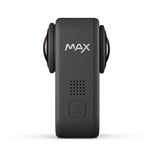 31ECsoezmxL. SL500  - GoPro MAX — Waterproof 360 + Traditional Camera with Touch Screen Spherical 5.6K30 HD Video 16.6MP 360 Photos 1080p Live Streaming Stabilization