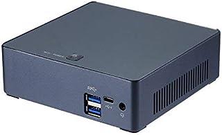 Skynew ミニパソコン 小型pc M5S Intel Kaby Lake-3865U/メモリ4GB/SSD 128GB/USB3.1 Type-cポート/Win10 Home 64bit 搭載