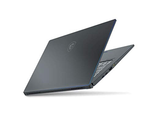 "MSI Prestige 15 A10SC-044XES - Ordenador portátil 15.6"" FullHD (Intel Core I7-10710U, 16GB RAM, 512GB SSD, Nvidia GTX 1650 4GB MAX-Q, sin sistema operativo) Teclado QWERTY Español"