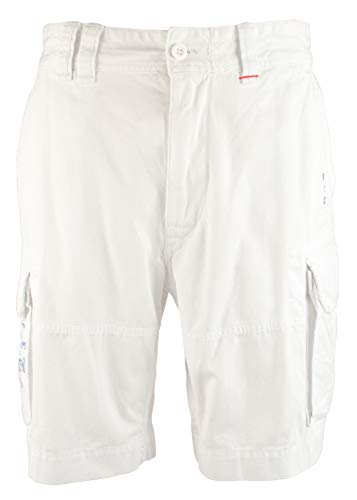 Polo Ralph Lauren Relaxed Fit Gellar Cargo Shorts White 30
