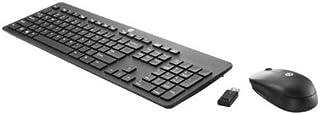 HP (ヒューレットパッカード) ワイヤレススリムキーボード(日本語版109A)&ワイヤレスマウス N3R88AA#ABJ