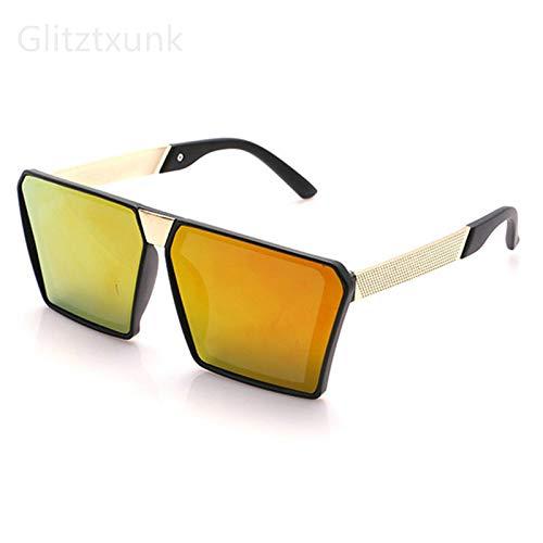 jzhi Sonnenbrille Square Kinder Sonnenbrille Jungen Mädchen Kinder Sonnenbrille Sport Outdoor Fahren Brillenbeschichtung Babys Sonnenbrille