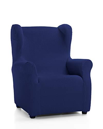 Martina Home Tunez Sesselbezug Ohrensessel Ohrensessel Marineblau