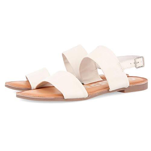 GIOSEPPO Zapato - Mujer Color Blanco Talla 39