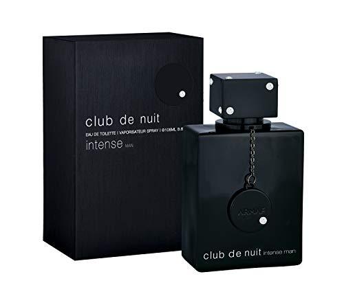 Armaf Club De Nuit Intense Man EDT Men New in Box, 3.6 oz
