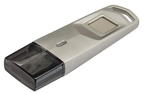 FeinTech Speicher-Stick Secure Flash-Drive Fingerabdruck verschlüsselt 32 GB USB 3.1