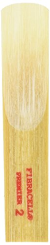 Fibracell Premier Plastic Baritone Saxophone Reed - Strength 2