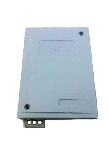 7'x5'x1.5' OUTDOOR CABLETEK ENCLOSURE PLASTIC GRAY CASE UTILITY CABLE BOX MTE-S