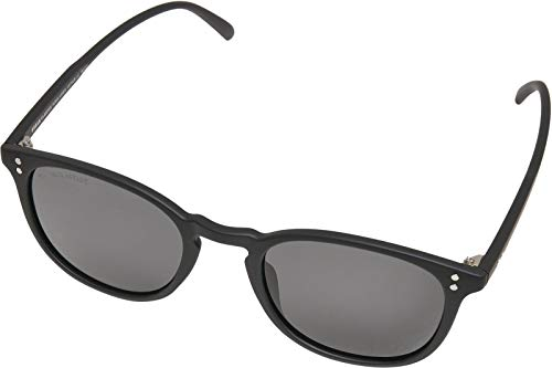Urban Classics Unisex Sunglasses Arthur UC Sonnenbrille, Black/Grey, one size